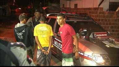 Cinco pessoas são presas em Cabedelo suspeitas de envolvimento em assassinato - Acusados também teriam envolvimento com tráfico de drogas.