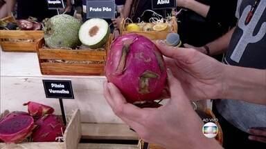 Conheça frutas brasileiras pouco divulgadas