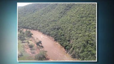 Municípios do sudoeste do estado sofrem efeitos das fortes chuvas - Municípios do sudoeste do estado sofrem efeitos das fortes chuvas