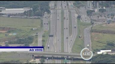 Estradas da região devem ficar movimentadas neste fim de semana - Isso por conta do fim de semana prolongado em São Paulo.