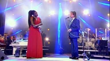 Ludmilla no É de casa - A cantora fala sobre sua carreira e relembra o show com Roberto Carlos