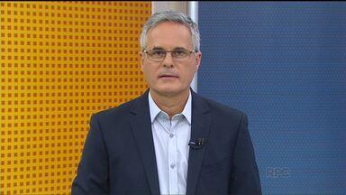 Na segunda-feira, Paraná TV estará na Praça Santos Andrade - A nossa Redação Móvel vai mostrar depoimentos de famílias que procuram parentes desaparecidos.
