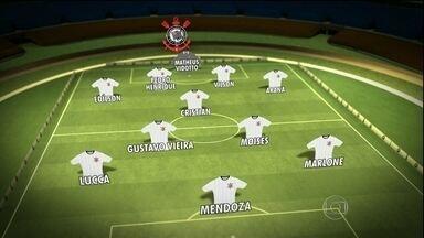 Tite prepara o time reserva do Corinthians para enfrentar o Strikers, dos Estados Unidos - Ronaldo é sócio do time adversário do Timão