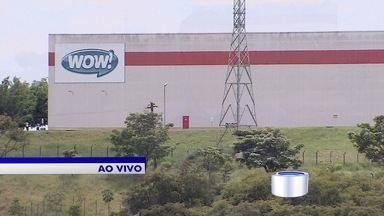 Wow! demite 160 trabalhadores em Caçapava - Empresa justificou que dispensas foram motivadas pela crise.