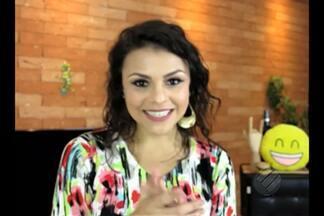 Comediante Bruna Luize se apresenta em Belém - Bruna vai apresentar show de Stand Up Comedy neste sábado, 23.