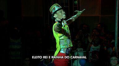 Carnaval de rua em Cuiabá tem eleição de Rei e Rainha - Carnaval de rua em Cuiabá tem eleição de Rei e Rainha