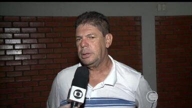Técnico do Piauí fala sobre preparação para estadual e amistoso contra o Flamengo-PI - Técnico do Piauí fala sobre preparação para estadual e amistoso contra o Flamengo-PI