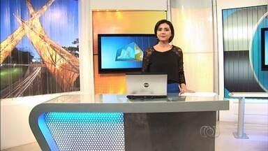 Confira os destaques do Jornal Anhanguera 2ª Edição deste sábado (23) - Uma enchente em Aruanã, a 315 km de Goiânia, está entre os destaques.
