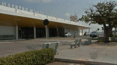 Infraero inaugura ampliação do aeroporto de Santarém Maestro Wilson Fonseca - Solenidade foi realizada na manhã deste sábado. Obras foram concluídas em dezembro de 2015.