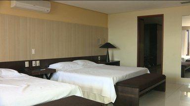 Hotéis fazem reservas para Encontros Religiosos de Campina Grande - De acordo com sindicato dos estabelecimentos, 75% das vagas estão reservadas