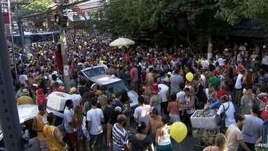 Prefeitura divulga regras e esquemas de segurança para a saída dos blocos na capital - Cerca de 400 blocos de carnaval estarão nas ruas de diversas regiões nas próximas duas semanas na cidade de São Paulo.