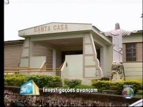 Polícia Civil recebe laudo sobre morte de menino de nove meses - Quem tem as informações é a repórter Arlene Balieiro.