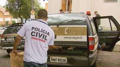Polícia Civil prende parte de quadrilha de tráfico de drogas em Varginha, MG - Polícia Civil prende parte de quadrilha de tráfico de drogas em Varginha, MG