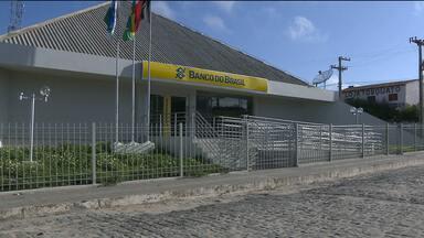 Bandidos explodem agência bancária na Paraíba - Dessa vez, os criminosos agiram em Juazeirinho