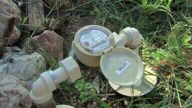 Depois de um ano sem abastecimento, água volta a Bairro em Cuiabá - Depois de um ano sem abastecimento, água volta a Bairro em Cuiabá