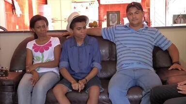 Conheça Cairo Henrique, o cantor de Rondonópolis no The Voice Kids - Conheça Cairo Henrique, o cantor de Rondonópolis no The Voice Kids