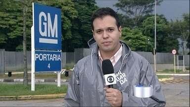 GM vai demitir trabalhadores que estão afastados por layoff em São José - Eles voltariam ao trabalho na próxima segunda-feira (1ª).