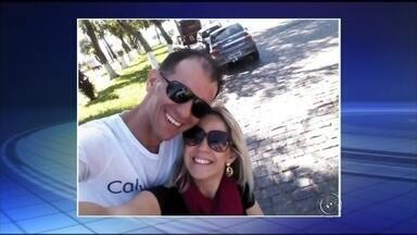 Família de Itapeva, SP, espera enterrar estudante morta no Guarujá na sexta-feira, 29 - Deve ser enterrado na sexta-feira (29) em Itapeva (SP) a estudante de direito Fernanda Pimenta Cerqueira, de 36 anos, espera a família. Fernanda foi assassinada supostamente pelo ex-marido, Sérgio de Souza Cerqueira, de 35 anos, no Guarujá (SP).