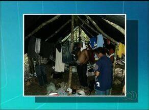 Redução no número de casos de trabalho escravo é registrado no Tocantins - Redução no número de casos de trabalho escravo é registrado no Tocantins