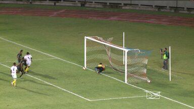 Sampaio vence o São José-MA e segue na liderança do Campeonato Maranhense - Sampaio vence o São José-MA e segue na liderança do Campeonato Maranhense.
