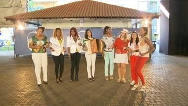 Participantes do The Voice Brasil brilham no time de intérpretes de escolas de samba no RJ - As mulheres estão mostrando o seu valor no time de intérpretes das escolas de samba do Rio de Janeiro. Ao todo, já são mais de dez e, neste ano, duas estreantes que brilharam no The Voice Brasil.