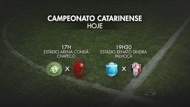 Com dois favoritos em campo, Catarinense 2016 inicia neste sábado (30) - Com dois favoritos em campo, Catarinense 2016 inicia neste sábado (30); veja o comentário de Roberto Alves