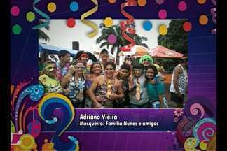 Telespectadores fazem registros da folia no Carnaval 2016 no Pará - Foliões de todas as idades participaram enviando fotos para o Jornal Liberal 1ª Edição deste sábado (30).