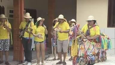 Tradicional bloco Pirarucu do Madeira desfila neste domingo (31) - Desfile sai da Avenida Pinheiro Machado com Rogério Werber a partir das 16h