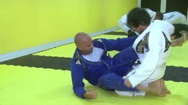 Maceió sedia curso de arbítros para Jiu-Jitsu - A repórter Hannah Copertino traz mais informações sobre o assunto.
