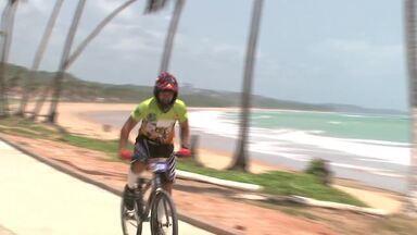 Alagoano disputa Campeonato Internacional de Bicicross - Carlos Jorge fala sobre a dificuldade de encontrar apoio para viajar.