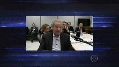 José Dirceu nega ter recebido propina no esquema de corrupção da Petrobras - Os procuradores da Operação Lava Jato acusam o ex-ministro José Dirceu de receber quase R$ 12 milhões de propina da empreiteira Engevix em troca da indicação de Renato Duque a diretoria de serviços da Petrobras.