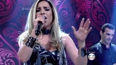 Wanessa Camargo canta 'O Amor Não Deixa' - Confira música do início da carreira da cantora