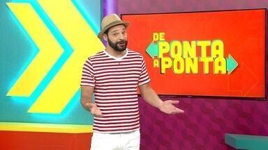 Encerramento - Confira o encerramento do De Ponta a Ponta sobre Carnaval!