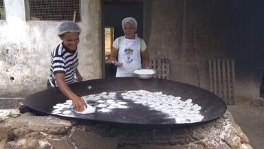 Reprise: Processos quase artesanais transformam a mandioca em produtos especiais - O Terra de Minas reapresenta o programa de 25 de abril de 2015.