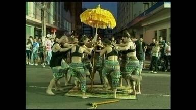 Confira o que a escola de samba Aliança prepara para o carnaval de Joaçaba - Confira o que a escola de samba Aliança prepara para o carnaval de Joaçaba