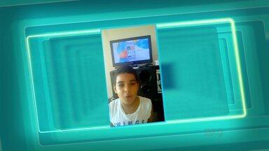Você no Paraná TV - Participe!!! Envie seu vídeo pelo aplicativo da RPC.