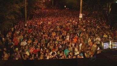 Tradicional 'Bloco do Pijama' leva cerca de 35 mil pessoas a São Lourenço, MG - Tradicional 'Bloco do Pijama' leva cerca de 35 mil pessoas a São Lourenço, MG