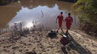 Corpo de adolescente que se afogou é encontrado neste sábado (6) em Itumirim, MG - Corpo de adolescente que se afogou é encontrado neste sábado (6) em Itumirim, MG