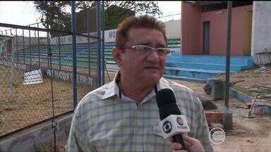 Lindolfo Monteiro começa a receber adequações para ser liberado - Lindolfo Monteiro começa a receber adequações para ser liberado