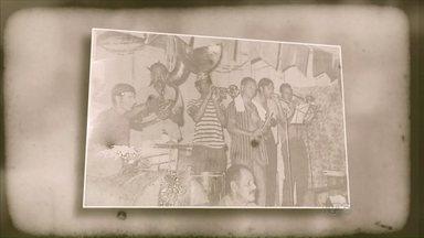 Conheça a história do 'Seo' Tiquinho, que ajudou a derrubar preconceito durante o carnaval - Dois clubes que animavam os foliões em Tibagi eram divididos entre brancos e negros
