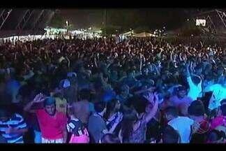 Carnaval em Coromandel anima foliões com duas festas distintas - Antes da tradicional festa 'CarnaCoró', foliões participam do esquenta, às 16h. Carnaval reúne foliões de várias cidades da região.