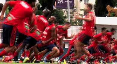 Fortaleza se prepara para duelo contra o Itapipoca - Veja as novidades do Tricolor