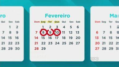 A maioria dos feriados em 2016 vai ser em dias úteis - Vão ser 13 feriados nacionais