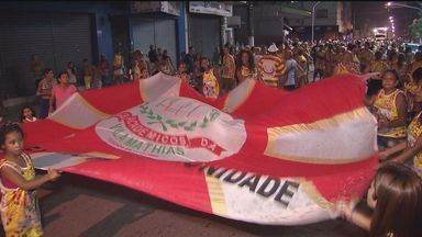 Programação de bandas continua em Santos - Banda da Vila Mathias foi um dos destaques