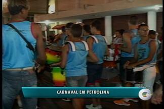 Confira a programação do Carnaval de Petrolina neste sábado (6) - Trânsito teve mudanças por causa da folia de momo