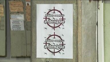 Militares vão participar da ação contra o mosquito da dengue - O ministro da Defesa disse que 220 mil militares das Forças Armadas vão participar da ação em 350 municípios brasileiros. Um bom endereço pra entrar na mira do batalhão contra o mosquito, o SPTV mostra agora.