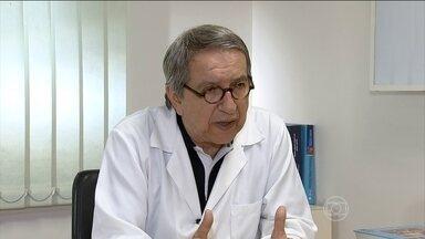 Vírus H1N1 deixa o interior de São Paulo em alerta - É no inverno que a ameaça do H1N1 fica maior. Mas a doença já está preocupando muita gente no interior de São Paulo. Só neste ano, foram registrados 59 casos suspeitos em Catanduva.