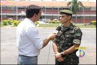 Exército realiza Dia D contra a dengue em 22 municípios - Ação será realizada também em Montes Claros.