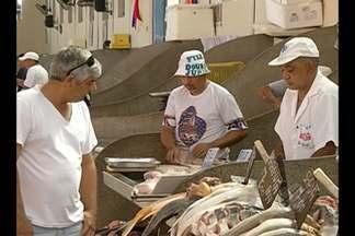 No Pará, pescado deve ficar mais caro na Semana Santa - Segundo o Dieese, o quilo de algumas espécies sofreu reajuste de quase 20% em relação ao mesmo período do ano passado.