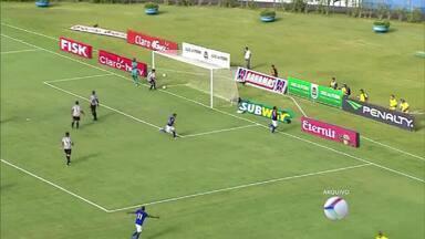 Globo Esporte relembra confronto entre Tupi-MG e Cruzeiro em 2015 - Equipe de Belo Horizonte venceu o Carijó por 3 a 0 na oportunidade.